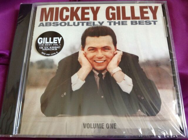 SIGILLATO COUNTRY CD: MICKEY GILLEY ~ ABSOLUTELY THE BEST ~ carburante 2000