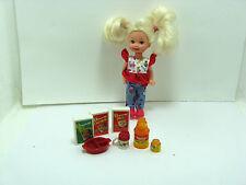 1997 Eatin' Fun Kelly Doll