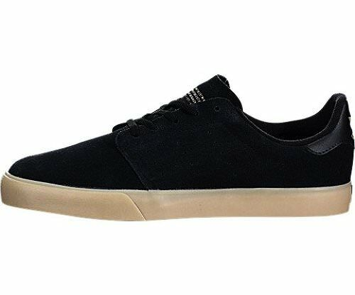 adidas Skateboarding Mens Seeley Court Black Suede Shoe -- Select SZ/Color.