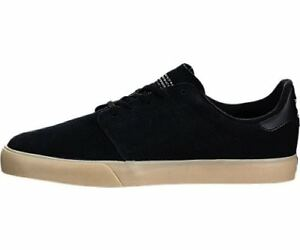 5dfae569631 Details about adidas Skateboarding Mens Seeley Court Black Suede Shoe --  Select SZ Color.