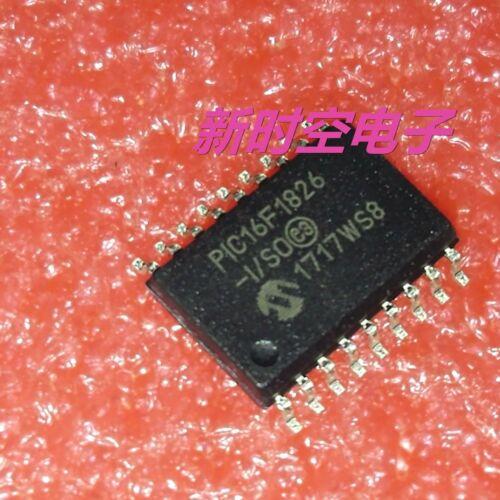 5PCS PIC16F1826-I//SO PIC16F1826 IC PIC MCU FLASH 2K 18-SOIC NEW GOOD QUALITY S1