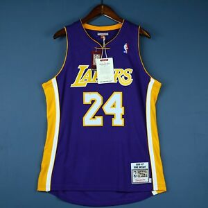 dde0612ca 100% Authentic Kobe Bryant Mitchell Ness 06 07 Lakers NBA Jersey ...