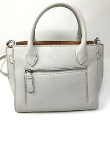 34a5a1e2c3 Details about Zara White Color Crossbody HandBag women