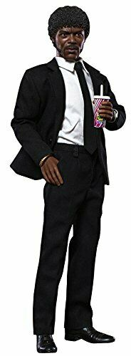 Entertainment Earth Pulp Fiction Jules Winnfield 1 6 Maß Aktion Figur
