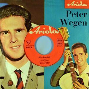 7-034-PETER-WEGEN-Arme-kleine-Sheila-TOMMY-ROE-Girls-EDDIE-HODGES-Rock-n-039-Roll-1962