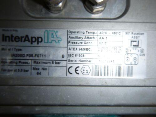 InterApp IA200D.F05-F0711