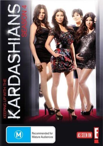 1 of 1 - Keeping Up With The Kardashians : Season 4...REG 4...NEW & SEALED   dvd523