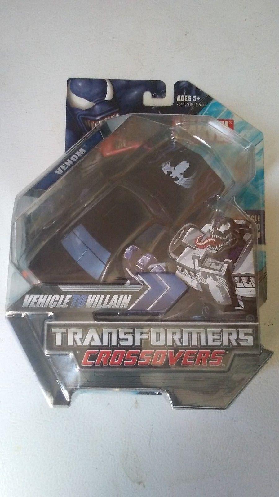 Figura De Acción Marvel Transformers cruces veneno