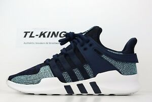 Adidas EQT Support ADV CK X Parley Legend Ink Blue Spirit White CQ0299 Authentic