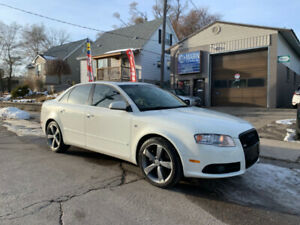 2006 Audi A4 Quattro/ 6 Speed manual/for sale
