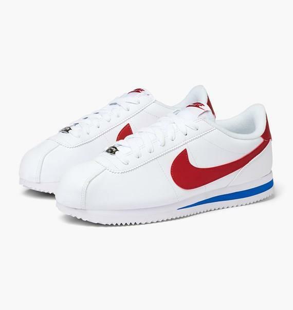 Nike Mens Basic Cortez Trainers Retro