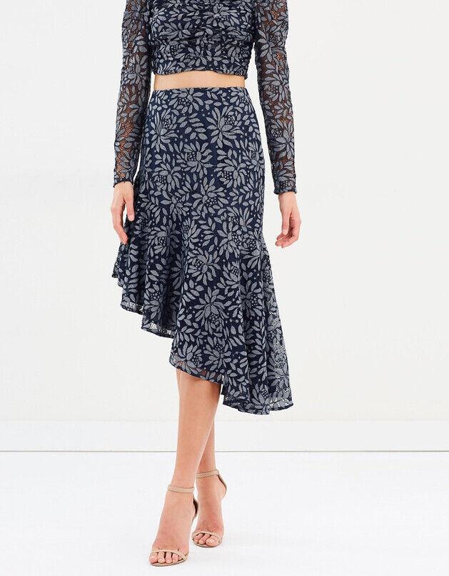 Keepsake damen Engage 30180771 Skirt Skirt Skirt Skinny 410 Navy Größe S 98ea42