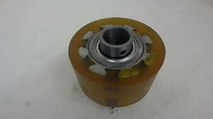 7612DL6 WHEEL AND PULLEY DRIVE