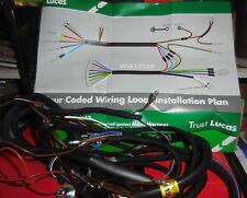 bsa 250cc c12 clothbound lucas wiring harness item 2 bsa 250cc c12 clothbound lucas wiring harness bsa 250cc c12 clothbound lucas wiring harness