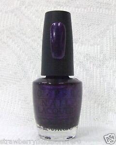 OPI Nail Polish Color OPI Ink B61 .5oz/14mL   eBay