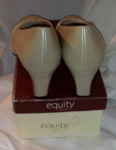 Rrp 8ee tone Occasions Ivory 99 Leather scarpe Bnib £59 Uk 2 Equity wqC6O