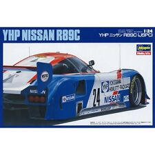 1/24 YHP Nissan R89C Limited Edition by Hasegawa