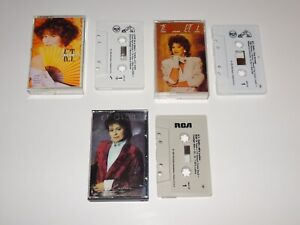 K.T. OSLIN (3) THREE CASSETTE TAPE LOT RCA THIS WOMAN 80'S LADIES SMALL TOWN