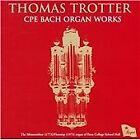 CPE Bach: Organ Works (2009)