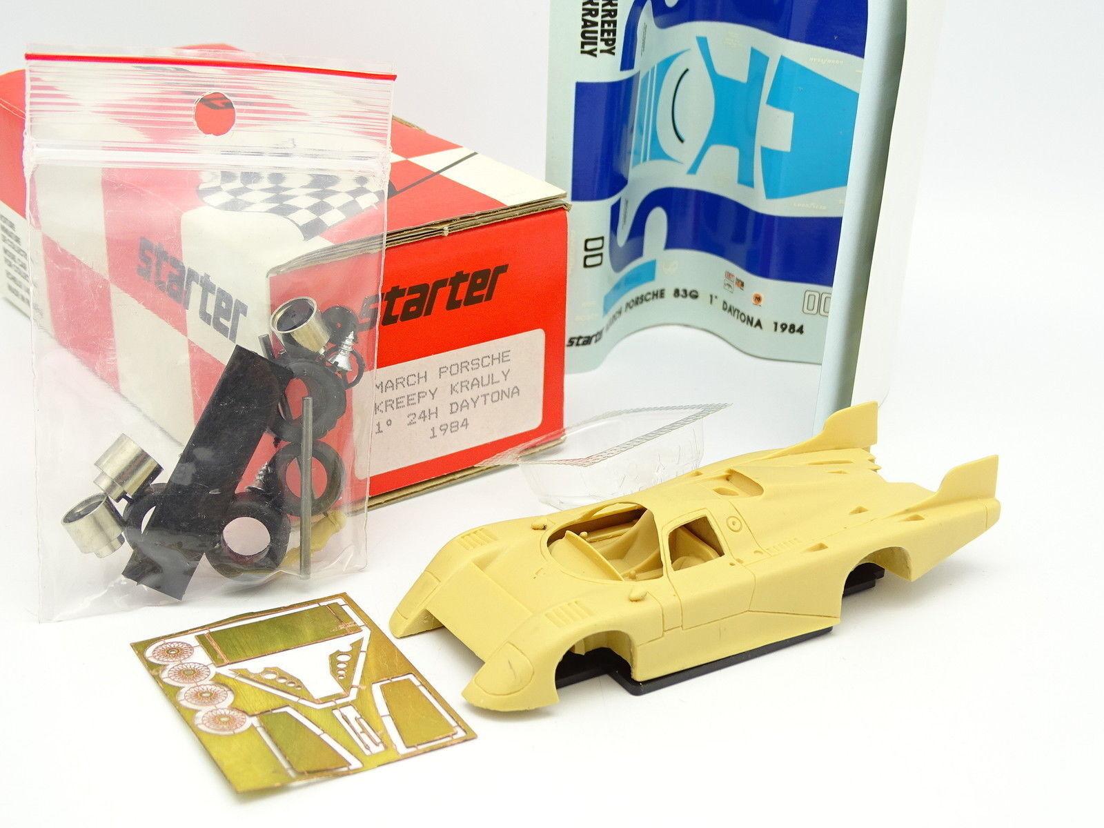 Kit para Montar 1 43 - Porsche March 83G Kreepy Krauly Winner Daytona 1984