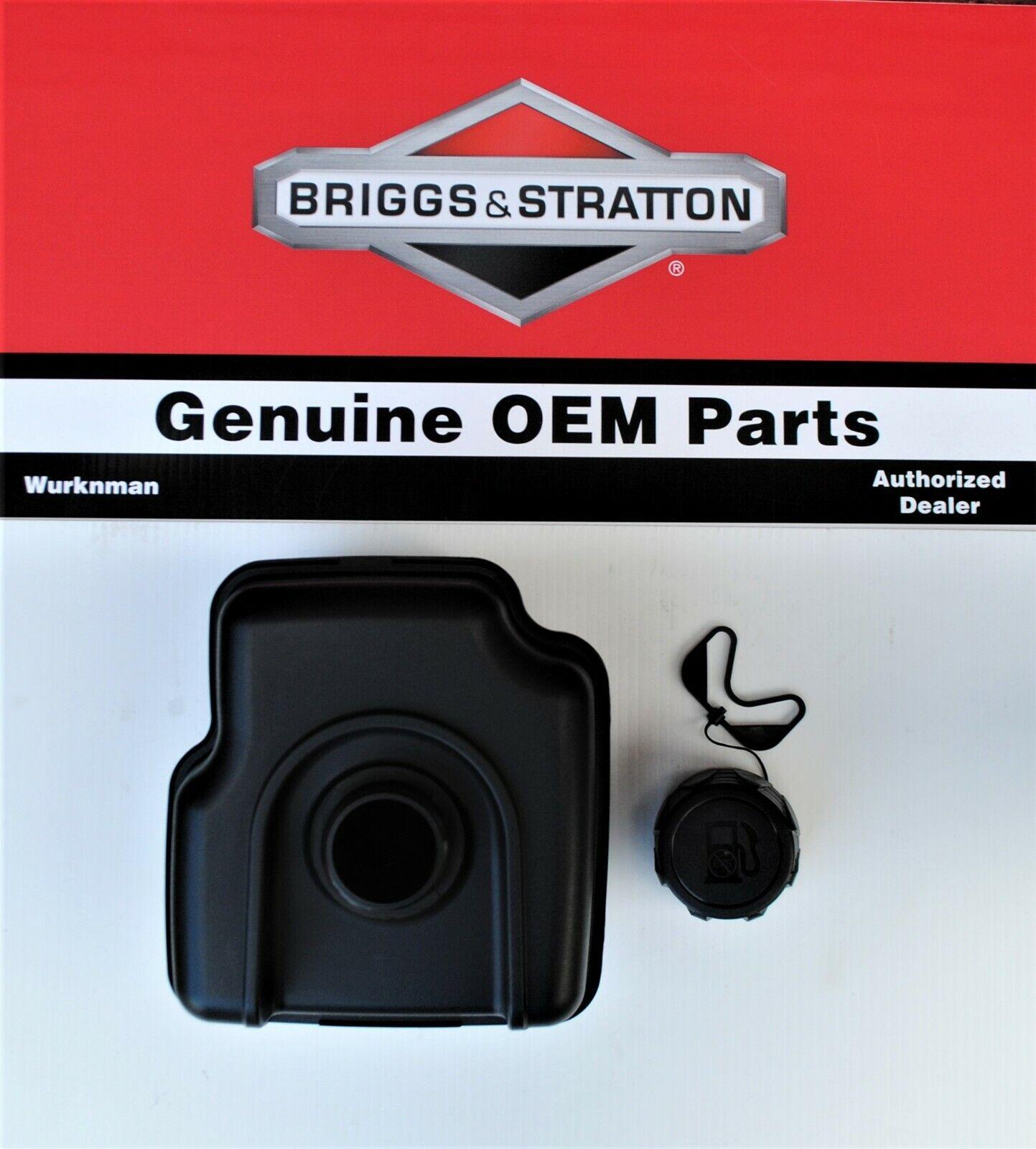 Genuine OEM Briggs Stratton 799863 Tanque de Combustible Reemplaza & 694260, 698110, 695736