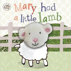Little-Learners-Finger-Puppet-Book-039-Mary-Had-a-Little-Lamb-039-Little-Learners
