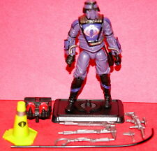 GI.JOE 30TH TECHNO VIPER LOOSE COMPLETE