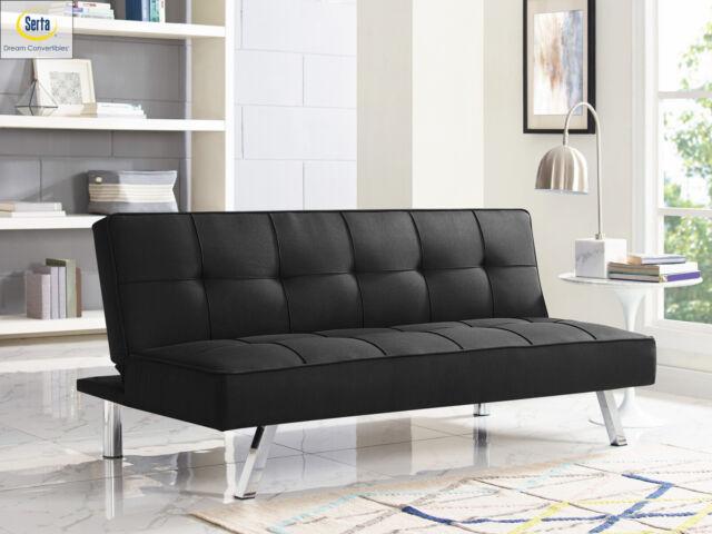 Serta Futons Chelsea Convertible Sofa