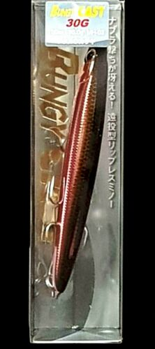 BASSDAY BUNGYCAST MH-03 //100mm 30g sinking pencil stick bait FISHING LURES