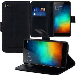 Housse-de-protection-pour-Xiaomi-Mi-4i-Mi-4c-Telephone-portable-PORTEFEUILLE