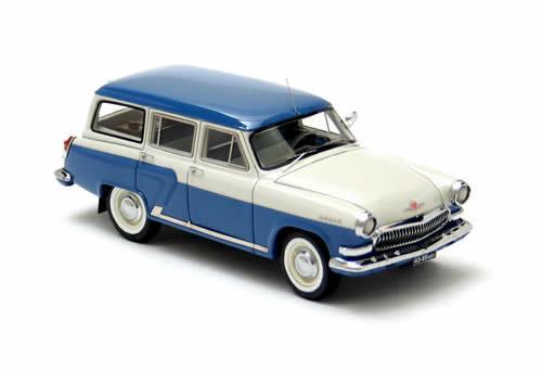 GAZ M22 Volga 1960 1 43 Neo 43805
