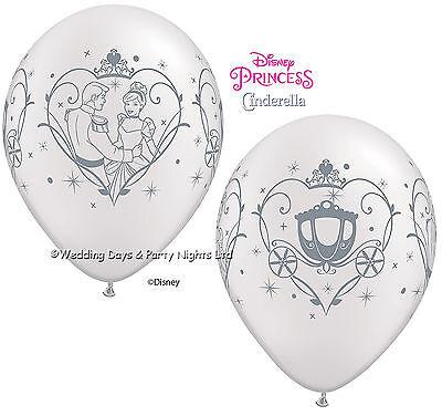 25 Disney Princess Cinderella Helium/Air Balloons Wedding Engagement Decorations