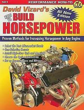 SA24 How to Build Horespower Book Performance Engine Building V8 Heads Camshafts