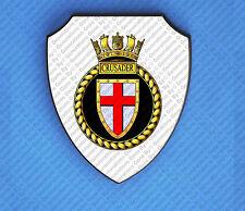 HMS CRUSADER (1944) WALL SHIELD