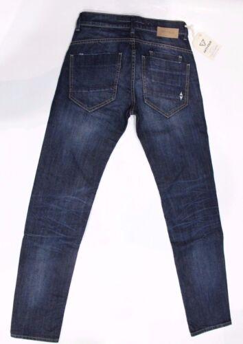 FIFTY FOUR Jeans Uomo Mod Caden Slim Fit elasticizzato