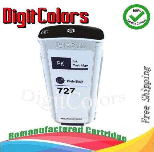 6 Remanufactured HP 727 HP Designjet T920 T930 T1500 T1530 T2500 T2530