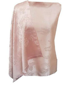 Shimmery Butterfly Lightweight Silky Pashmina Feel Shawl Wrap