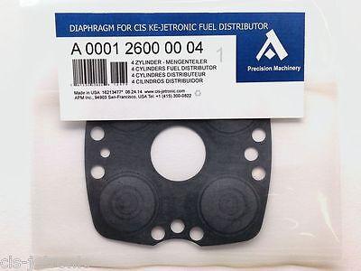 Diaphragm for a 8 cylinder Fuel Distributor EFFBE ORIGINAL GERMANY Mercedes New