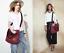Myhozee Women Canvas Shoulder Bag,Ladies Handbag Vintage Crossbody Bags Top Hobo