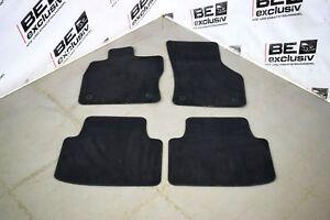 VW-PASSAT-B8-GTE-Berlina-Tappetino-Controllo-Nero-Titanio-Set-4-TEILIG