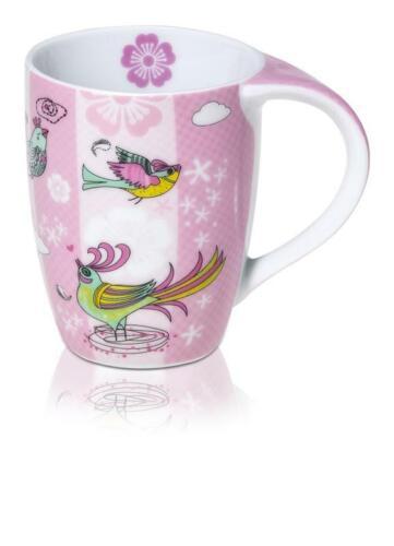 Kaffeebecher Teetasse Kaffeetasse Chirpy Cheep Becher 0,3l Teebecher