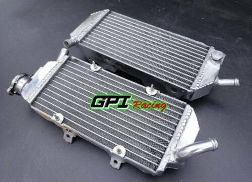 aluminum radiator for HUSQVARNA TC449 TE449//TE511 TXC449//TXC511 2011-2013 2012