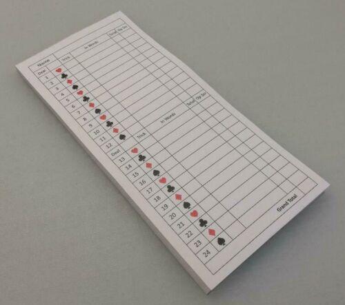 Pur le scorecard per ipovedenti x 2 pastiglie di 50 FOGLI