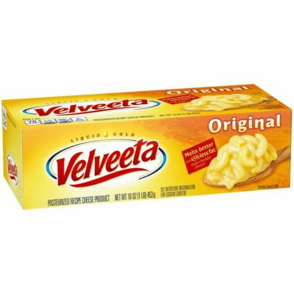 Velveeta Original Cheese 16 Oz Box for sale online | eBay