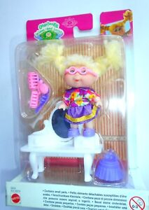 CABBAGE-PATCH-KIDS-CLUB-SALONE-DI-BELLEZZA-I-BIMBOLI-MATTEL-69318-1998