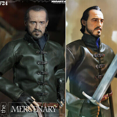 """Xensation 1//6 Grey Worm Unsullied AF25 Game of Thrones 12/"""" Male Figure Presale"""
