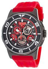18950 Invicta Reserve 47mm Sea Vulture Swiss Made Quartz Chronograph Strap Watch