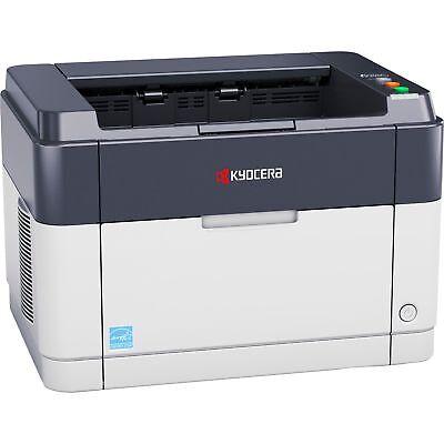 Kyocera FS-1061DN, Laserdrucker, grau