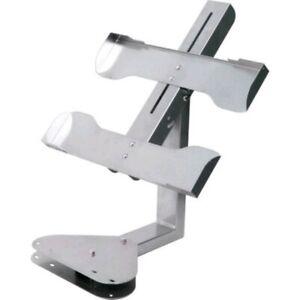 Sefour-X10-X25-DJ-Stand-CDJ-Mixer-Equipment-Bracket-Silver-XB030-903