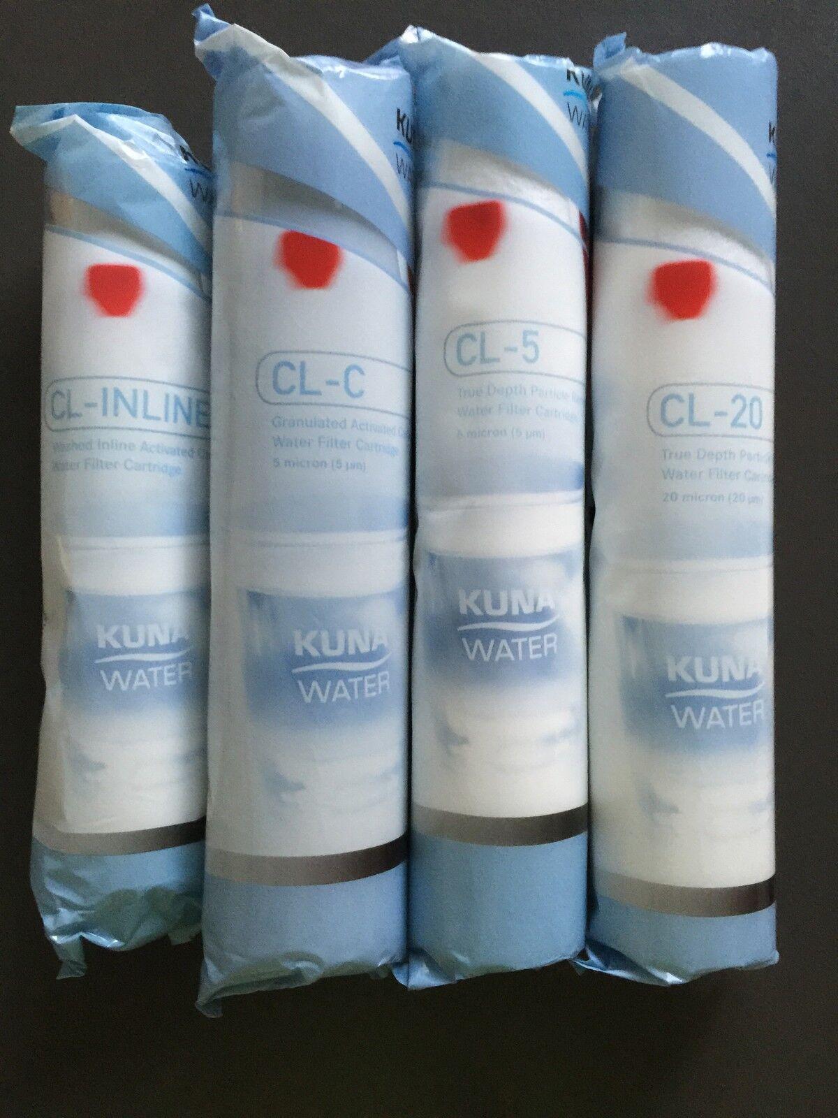 FILTRO Acqua Filtri per KUNA Cleone ® Zepter Aqueena